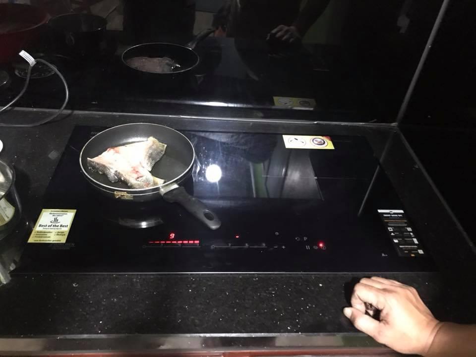 Hình ảnh minh họa bếp từ Munchen GM-6839