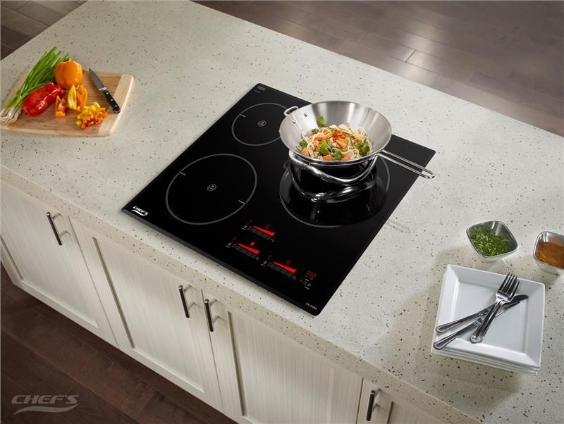 Bếp từ ba bếp nhập khẩu Chefs EH-IH555