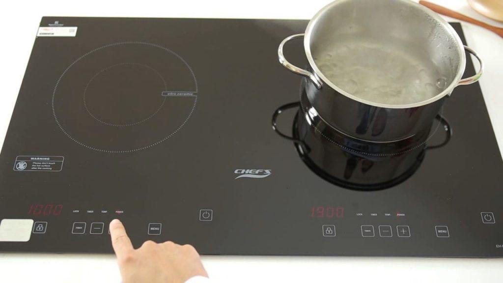 Bếp từ Chefs EH-DIH2000A giá rẻ