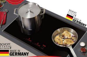 Top 3 model bếp từ Chefs nhập khẩu Đức bán chạy